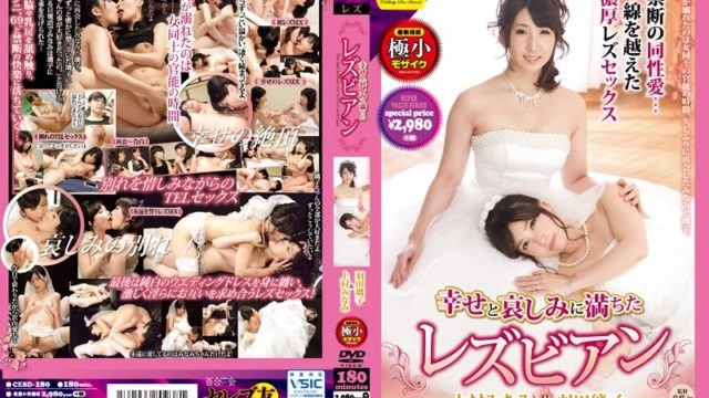 CESD 180 Lesbian Was Full Of Happiness And Sorrow Uemura South Haneda Riko
